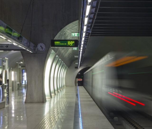 ブダペスト地下鉄の画像 p1_8