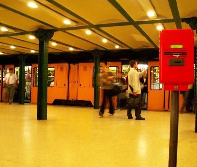 ブダペスト地下鉄の画像 p1_3