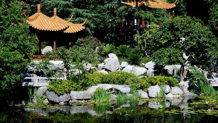 Sitios jardines chinos y japoneses gu a de viaje de for Jardines chinos pequenos