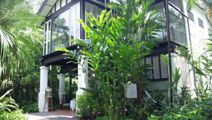 Restaurants au jardin by les amis singapore city guide for Au jardin singapore wedding